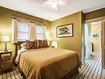 """Cottage bedroom """"REFRESH"""" new Queen bed 12/12/16"""