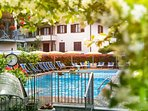 Residence Domaso Swimming pool