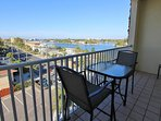 Side waterviews of both beach and intracoastal waterway