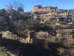 Siurana, unspoilt villages, for visits and hiking