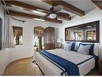 Bdrm/suite #5 King size bed en-suite bath