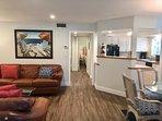 Island Suite, ground floor, fantastic open floor plan