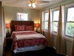 Key West Suite den with partial beach views