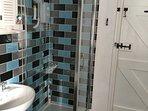 Bathroom - separate shower and bath