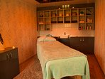 Pamper Pod room Massage, Sauna, Hot Tub and Jacuzzi