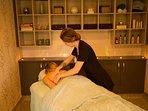 Pamper  Massage, Sauna, Hot Tub and Jacuzzi