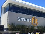 Smart Fit Gym is located at a 1-minute walking distance
