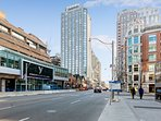 Yorkville Toronto exclusive apartments