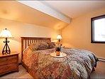 Master Bedroom with Cozy Queen Bed