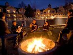 Sing Along at the Shared Fire Pit