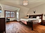 Stunning Master Bedroom is Large and Offers a Full Bath