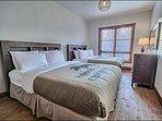 Second Bedroom Offers Two Queen Beds