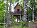 Common Area Treehouse for the Kids to Enjoy
