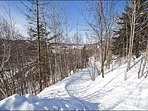 Close to the Ski Trails