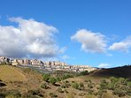 Local mountains and Scala Dei monastery