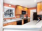 Fully renovated kitchen with all BRAND new appliances.