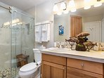 New spa bathroom ($20,000 renovation) 100% Kohler.