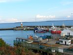Dunmore East Harbour