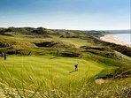 Cashen Golf Course Ballybunion