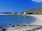 Dooega Beach, Achill.