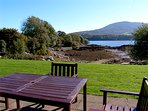 Kenmare Bay from the patio