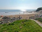 Doonaha Beach