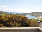 View from the property over Donegal Bay