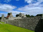 Boyle Abbey, Co. Roscommon