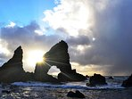 Maghery Arch Stack