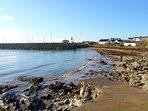 Kilmore Quay shoreline