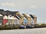 The Claddagh, Galway City