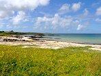 Coastline near Ballyconneely