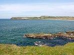 Coastline at Portballintrae