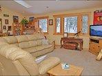 Alternate View of Upper Living Room