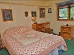 Bedroom 2 - Queen, River View