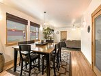 This beautiful ski condo sleeps up to 6 (6) people and offers Guests a traditional mountain experience with all the...