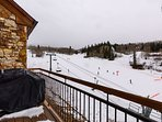 During the winter, the proximity to the ski runs is outstanding.