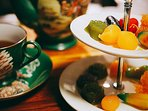Thai style high tea