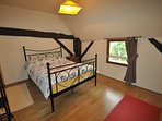 Bedroom 3 with 1 double bed (an additional single can be added for larger groups)