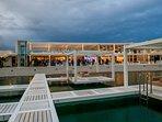 The Porthus beach club