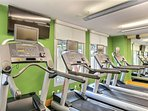 Fitness Room with Cardio