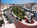 Upscale shopping at Birkdale Village just 2 miles away.