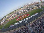 Charlotte is the home of NASCAR...come for a race or visit your favorite team.