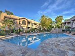 Make a splash in any of the community's 3 heated outdoor pools.