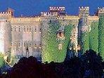 Odescalchi Castle in Bracciano