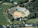 Sutri - Roman Theatre
