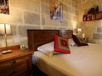 Double or two single beds