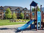 The Bighorn Meadows Resort has great amenities, also for children!