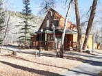 Mt. Yale Chalet is a wonderful retreat for a vacation in the mountain