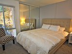 Second Master Suite - Gorgeous private community park like view from window